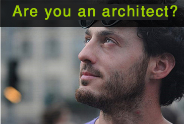 are you an architect?